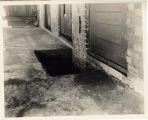Underground Railroad station back porch