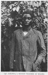 Lokongi, a mission teacher at Bolobo