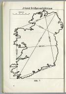 Abb. 1. Irland: Grossenverhaltnisse. (Fig. 1. Ireland: Proportions) Unternehmen Seelöwe (Operation Sea Lion - the Original Nazi German Plan for the Invasion of Great Britain) Fig. 1. Ireland: Proportions