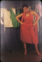 """Leontyne Price as """"""""Bess"""""""" in George Gershwin's """"""""Porgy and Bess"""""""". 1037"""