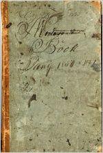 Zenas Preston Diary