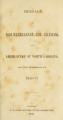 Documents printed by order of the General Assembly of North Carolina at its session of ...[1848; 1849] Legislative documents