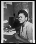 NAACP photographs of African American women in the military services during World War II