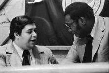 Maynard Jackson and Marvin Arrington
