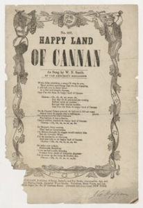 Happy Land of Cannan