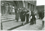 In front of Pilgrim Baptist Church on Easter Sunday, Southside of Chicago, Illinois