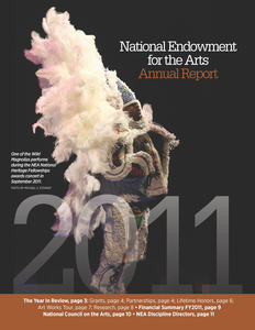 Thumbnail for Annual report\.. 2011