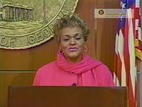 Mayor of East Point - Patsy Jo Hilliard (Limon Costa Rica)