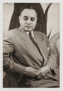 Ralph Bunche, from the portfolio 'O, Write My Name': American Portraits, Harlem Heroes