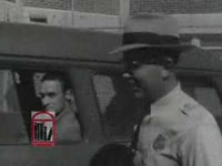 WSB-TV newsfilm clip of mayor William B. Hartsfield speaking to reporters about recent civil rights demonstrations and the arrest of Dr. Martin Luther King, Jr. in Atlanta, Georgia, 1960 October 24