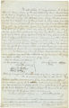 Deed of manumission by Aaron Jason for his Negro children named Asbury, Louise, Reuben, and William, dated March 7, 1849