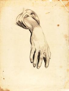 Hand of Henry O. Tanner