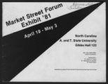 Market St. forum exhibit [catalog]