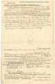 Bill of sale from Charles Feinour, Sr. to Michael G. Dorsey for colored woman named Ann Harris and her male child, dated February 24, 1843