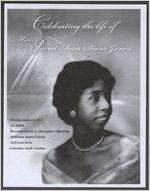 Celebrating the life of Mrs. Janet Ann Sims Jones, Monday, August 8, 2011, at 1:00 p.m., Reverend Charles A. DeLaughter, officiating, Bethlehem Baptist Church, 1218 Lyon Street, Columbia, South Carolina