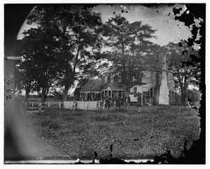 [Yorktown, Va. Augustine Moore house, in which Lord Cornwallis signed the capitulation of 1781]