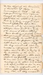 1838 - Letter Supporting Capt. Daniel Philbrook Against Charge of Slave Stealing by State of Georgia