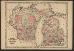 Johnson's Wisconsin and Michigan.