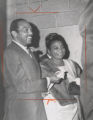 Stokes, Carl with Blanche Bolden 1968