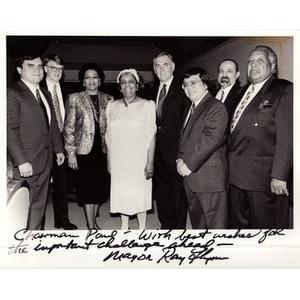 Lois Harrison Jones the first African-American woman Superintendent of Schools