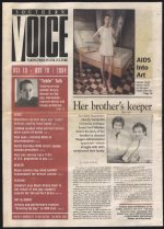 Southern voice, October 13 and 19, 1994