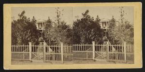 Rev. Mr. French's residence, Beaufort, S.C.
