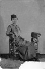Mrs. Carrie Steele, circa 1900