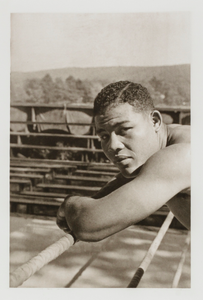 Joe Louis, from the portfolio 'O, Write My Name': American Portraits, Harlem Heroes