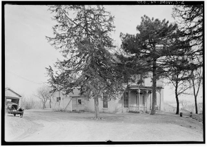 A. P. Cogswell House, Brownville, Nemaha County, NE