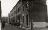 North side of Cloney Street from Cove Alley, Baltimore
