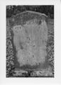 Alexandria Cemeteries Historic District: Faust tombstone