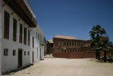 Senegal, colonial architecture on Gorée Island