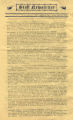 Allen--Newspaper and magazine clippings, newsletters and reports, and 1964 correspondence (Pamela P. Allen papers, 1967-1974; Z: Accessions, M85-587, Folder 2)