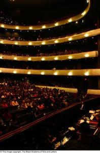[Audience members] Hip Hop Broadway: The Musical