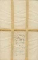 Voucher to Capt. James J. Huntley, 9th Michigan Infantry