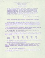 Citizens League for Equal Opportunity background and purpose statement, October 7 1963
