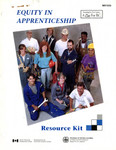 Equity in Apprenticeship Resource Kit