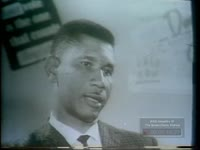 Medgar Evers speaking about threats made against his life prior to June 12, 1963