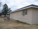 St. Paul Chapel Missionary Baptist Church: auxiliary building side view