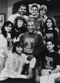 Bill Cosby and Temple students