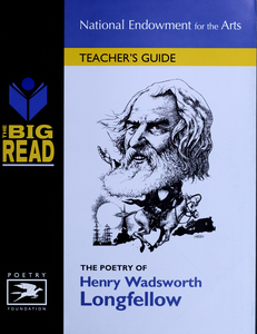 Poetry of Henry Wadsworth Longfellow: teacher's guide