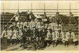 Original 1913 Mohawk Giants team