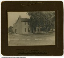 Home of Levi Coffin, Fountain City, Indiana, ca. 1915