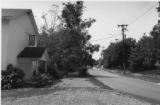 Lynchburg Historic District: side view of Masonic Lodge on Main Street