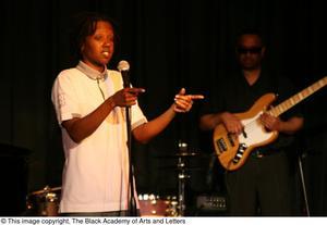 [Poets 'n Jazz Photograph UNTA_AR0797-170-015-0173] Poets 'n Jazz Poets 'n Jazz Number 3]