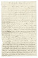 1863-01-23 letter from Jacob HasBrouck to Rowena HasBrouck