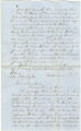 Bill of sale from John Holland to William J. Timanus for Negro slave named Harriet Linn, dated March 16, 1858