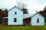 Matt Gardner House: side view after restoration work
