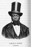 Officers of the road; Samuel D. Burris, conductor