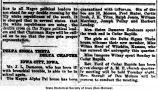 """""""Delta Sigma Theta Delta chapter: Mr. J.L. Dameron, who has been ill with bronchial trouble,"""" January 23, 1920"""